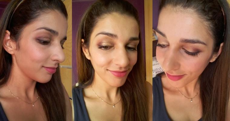 maquillage montage